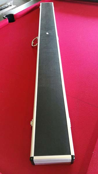 1 piece Aluminium & Black (4 cues) - OUT OF STOCK