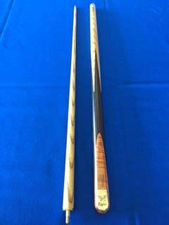2 Piece Gold Eagle Cue