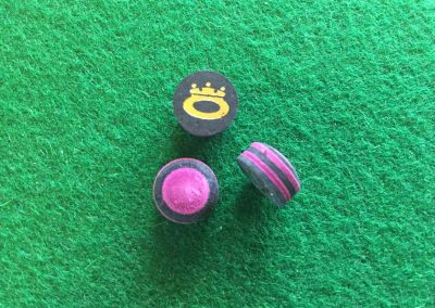 Omin Purple and black 11mm