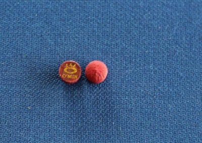 Omin Red 10mm