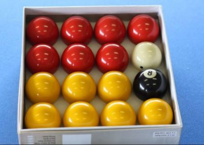 Standard-Red_Yellow-Ball-Set